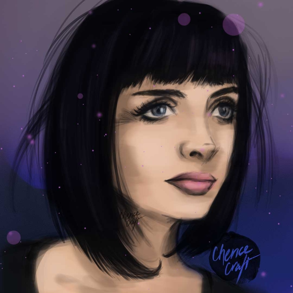 Krysten-Ritter-color-by-cherice-craft